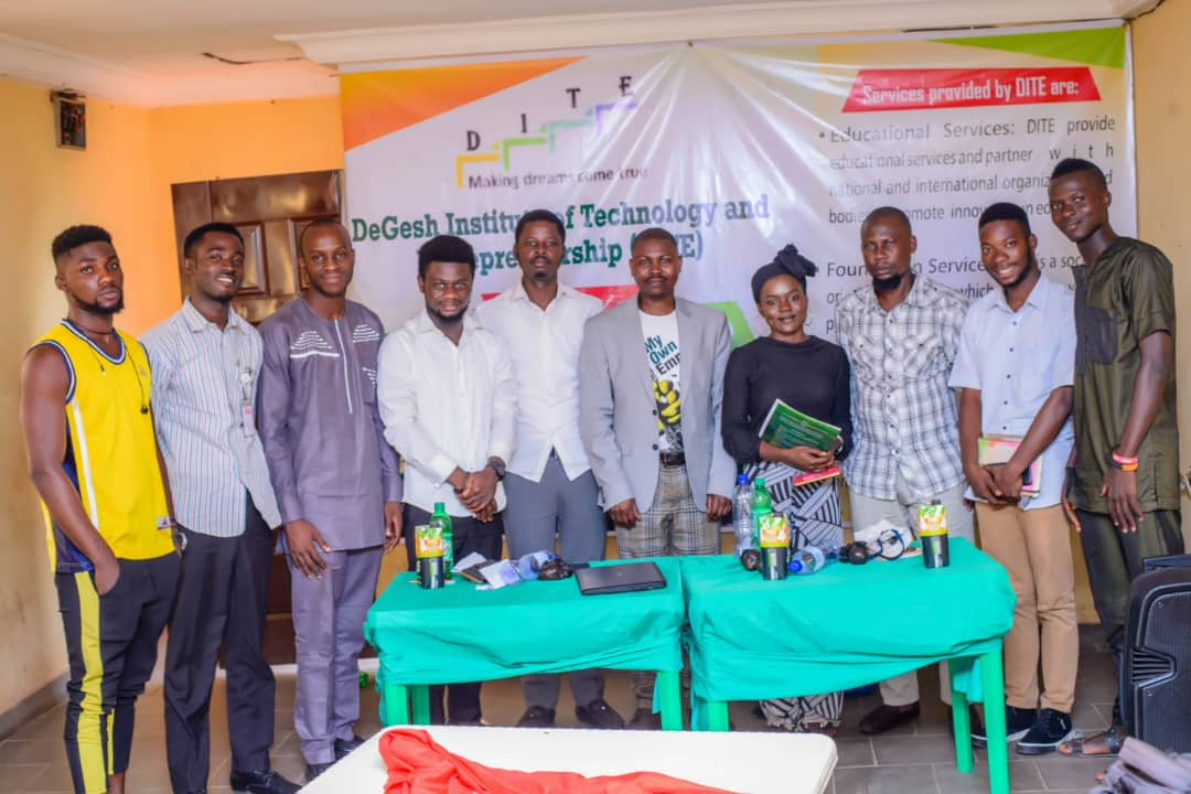 DITE Entrepreneurship Training & Lean Commercialisation in Nigeria